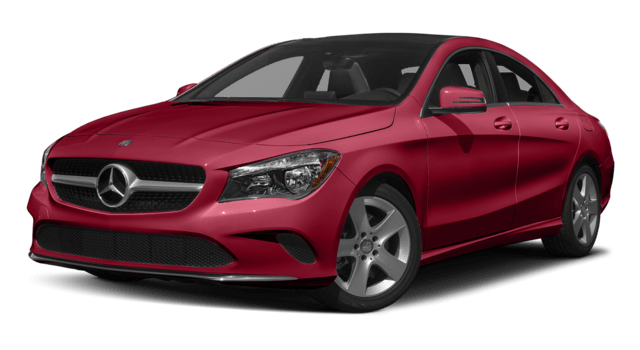 2018 Mercedes-Benz CLA Coupe