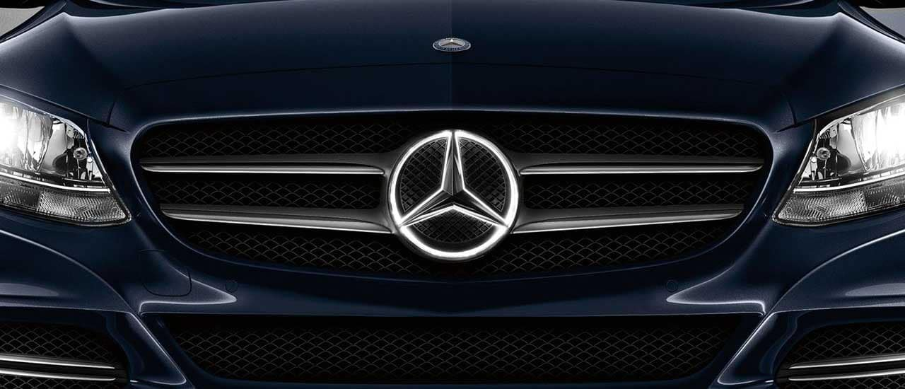 Mercedes-Benz first class finish