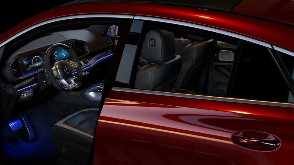2021 Mercedes-Benz AMG GLE Coupe | Mercedes-Benz of El ...