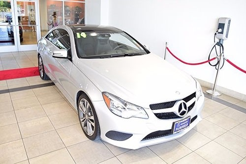 Certified Pre-Owned 2014 Mercedes-Benz E 350 AWD 4MATIC®