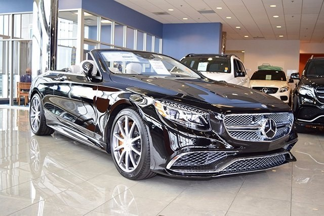 New 2017 Mercedes-Benz S 65 AMG® RWD CABRIOLET