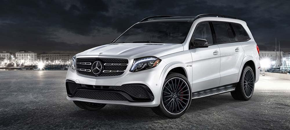 Which mercedes benz suv is right for you mercedes benz for Mercedes benz fairfield