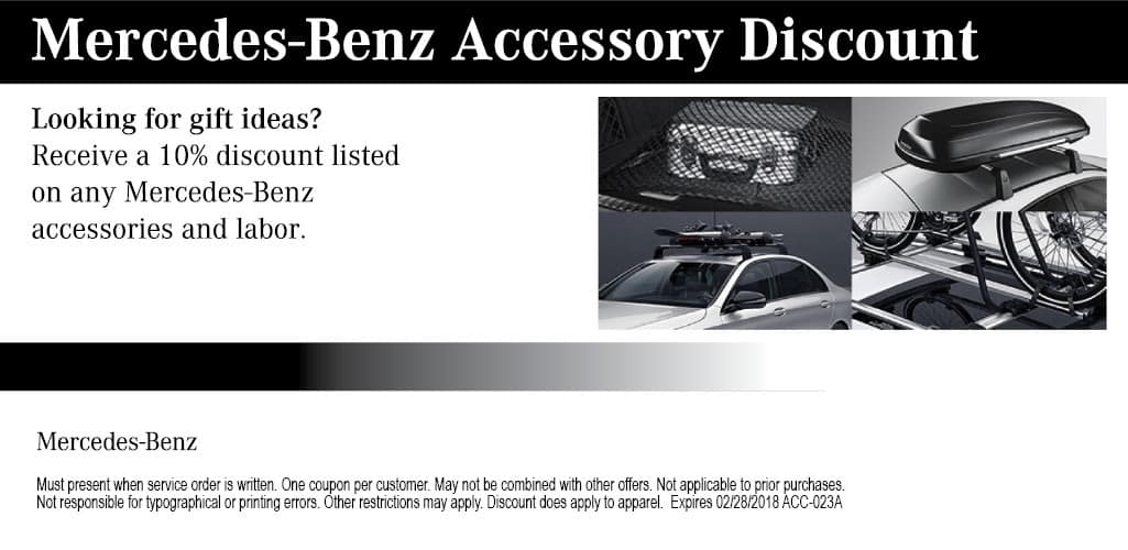 Mercedes-Benz Oil Change Coupons & Auto Service Coupons ...