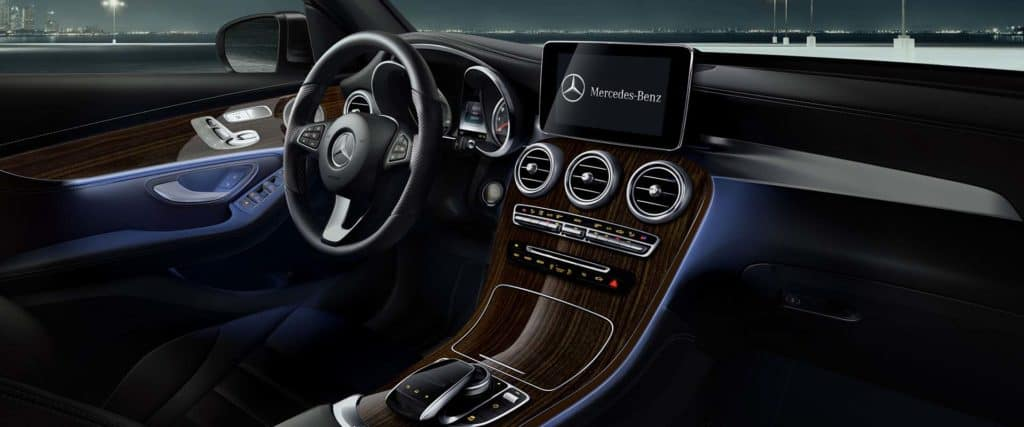 2018 Mercedes-Benz GLC Interior