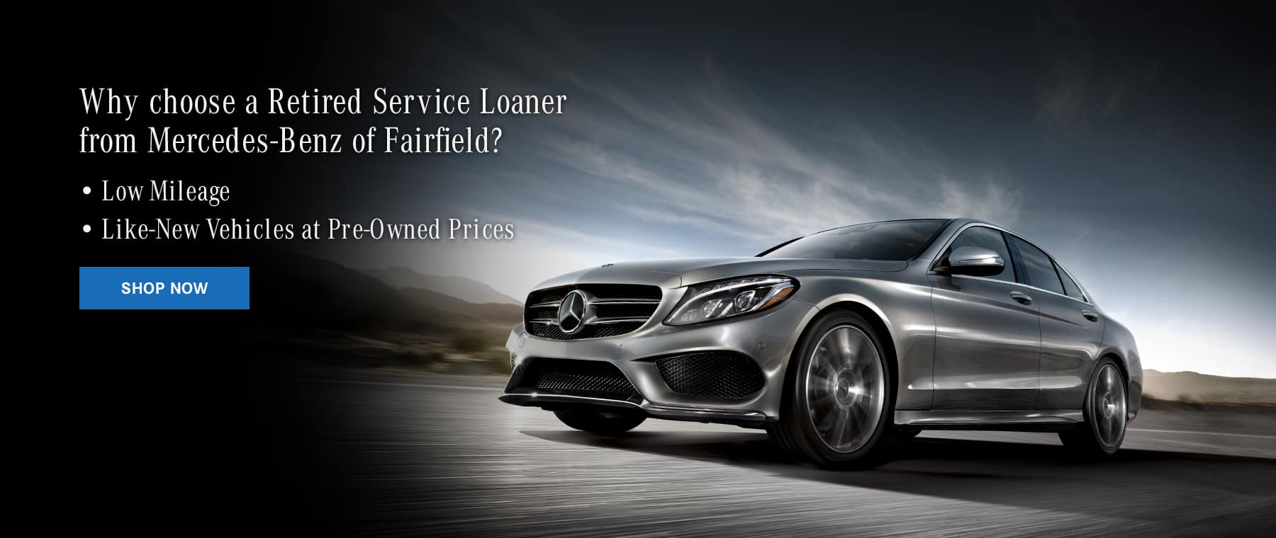 Mercedes-Benz of Fairfield | New and Used Mercedes-Benz ...