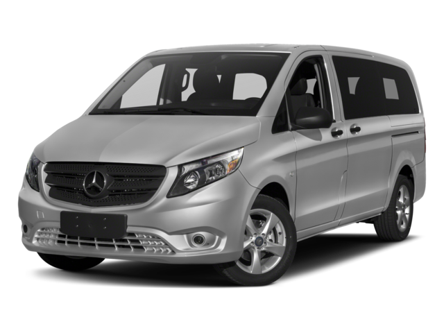 2018 Mercedes-Benz Metris gray