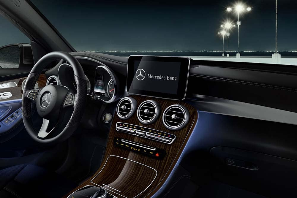 Ambient Lighting In The Stunning GLC