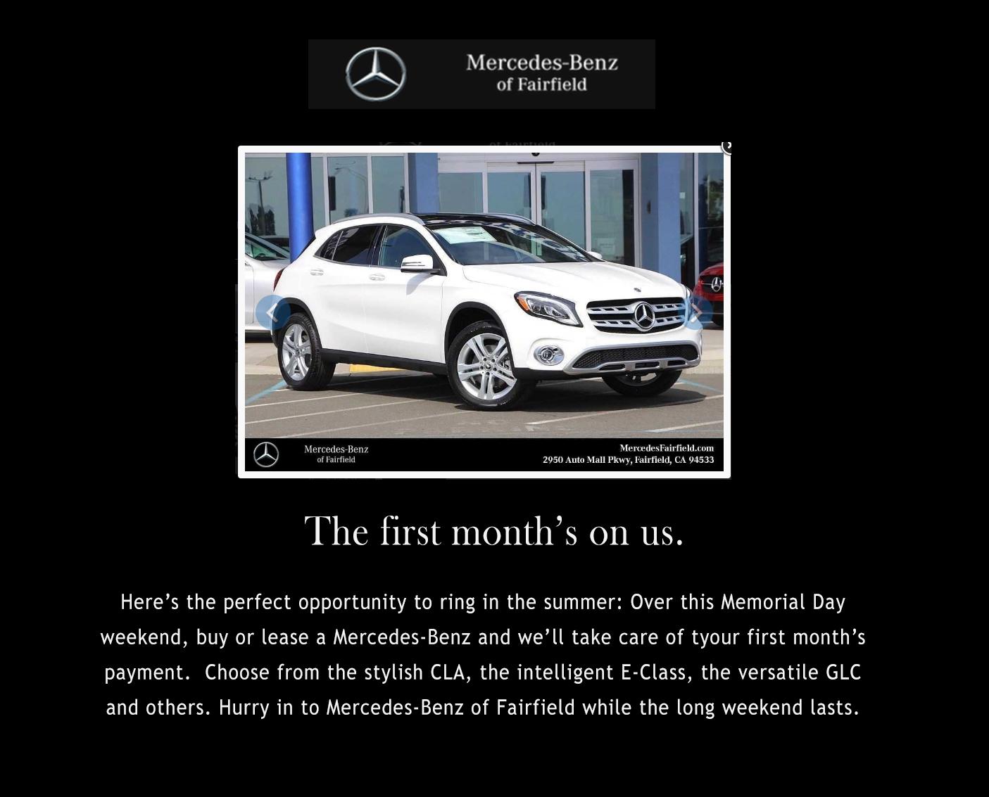 Mercedes-Benz Of Fairfield