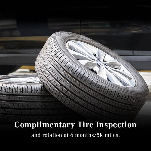 Complimentary Tire Inspection