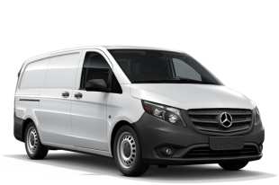 2018 Mercedes-Benz Metris Worker Cargo Van
