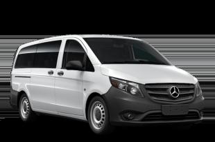 2018 Mercedes-Benz Metris Worker Passenger Van