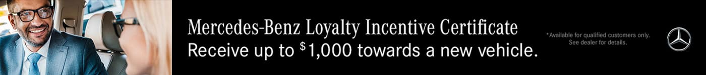 Loyalty Incentive