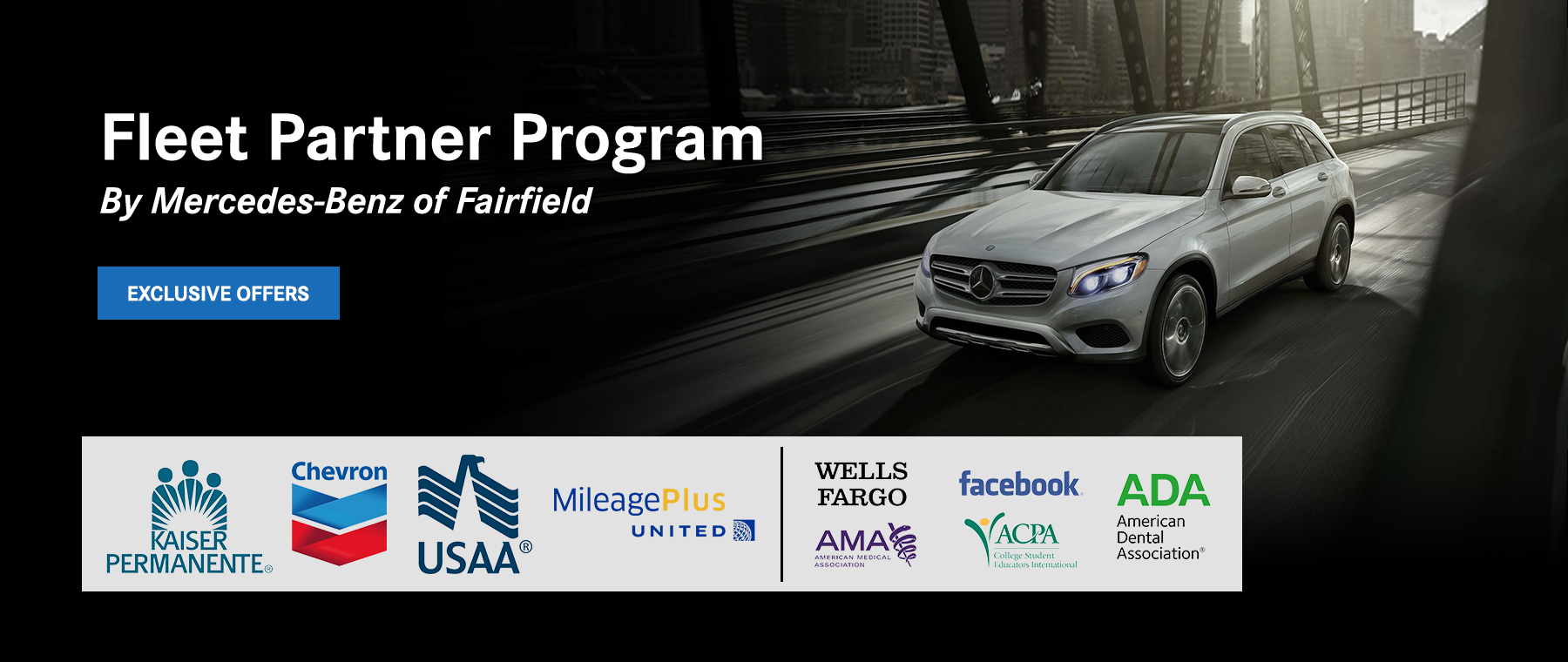 Fleet Partner Program