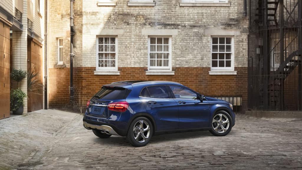 2018 Mercedes-Benz GLA VS 2019 Jaguar E-Pace | Mercedes-Benz of