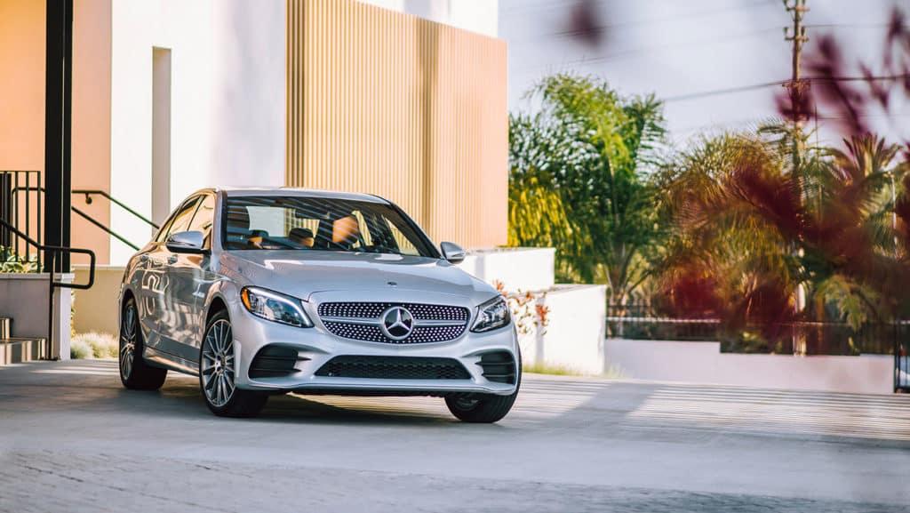 2019 Mercedes Benz C Class Vs 2019 Infiniti Q50 Mercedes