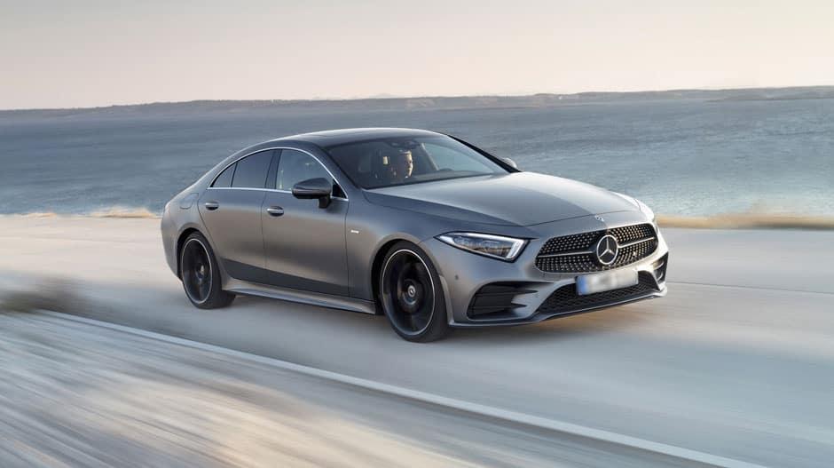 2019 Mercedes-Benz CLS VS 2018 BMW 6-Series | Mercedes-Benz of Fairfield