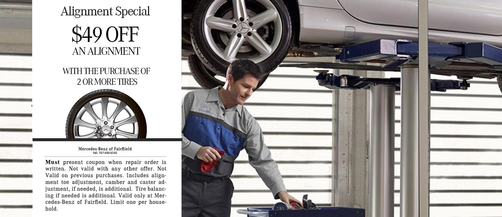 Oil Change Coupons & Auto Service Coupons   Mercedes-Benz of