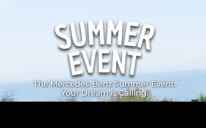 summer event - black bottom