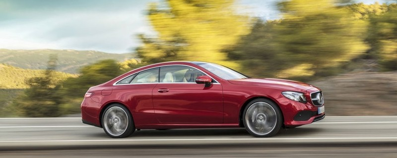 2018 mercedes benz e class coupe what you need to know for Mercedes benz fort mitchell ky