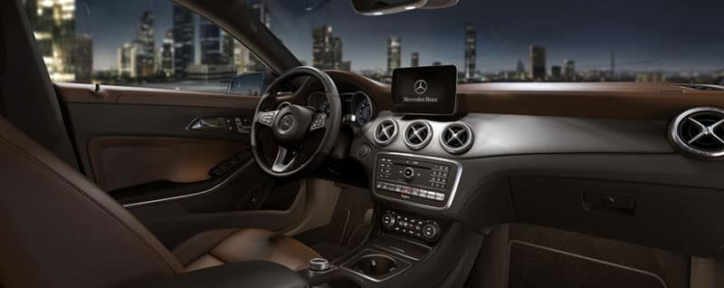 2018 mercedes benz cla review price specs fort for Mercedes benz remote start app