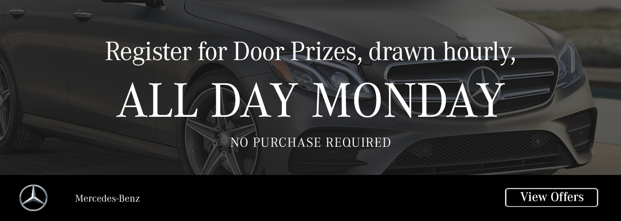 2017 Cyber Monday Offers | Mercedes-Benz of Fort Mitchell