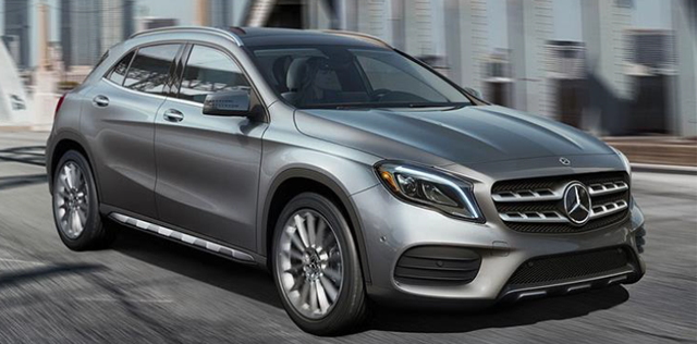 2019 mercedes benz gla review specs features fort mitchell ky. Black Bedroom Furniture Sets. Home Design Ideas