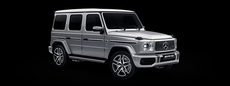The new 2019 Mercedes-AMG G 63