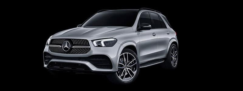 The all new 2020 Mercedes-Benz GLE SUV
