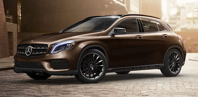 2019 Mercedes Benz Gla Review Specs Features Fort Mitchell Ky