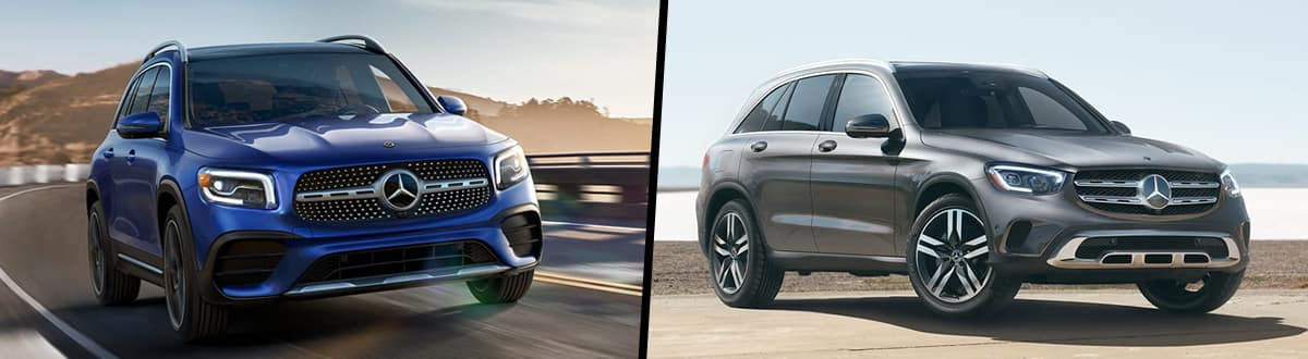 2020 Mercedes-Benz GLB vs 2020 Mercedes-Benz GLC