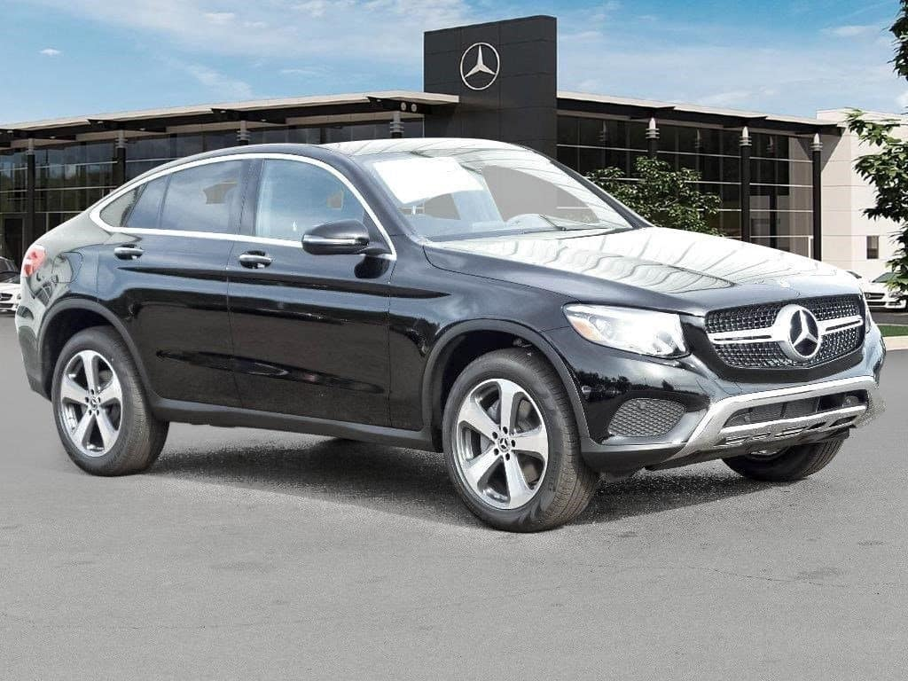 2017 Pre-Owned Mercedes-Benz GLC 300 Coupe