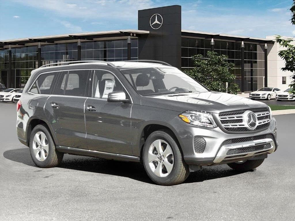 2017 Pre-Owned Mercedes-Benz GLS 450