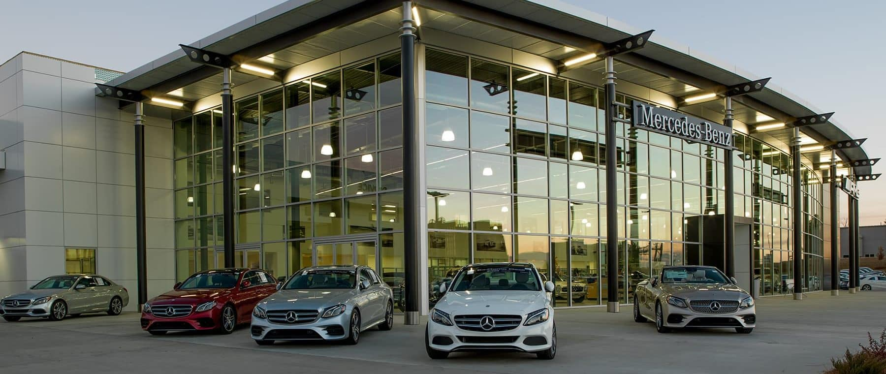 Mercedes benz of jackson mississippi luxury car dealer for Authorized mercedes benz service centers near me