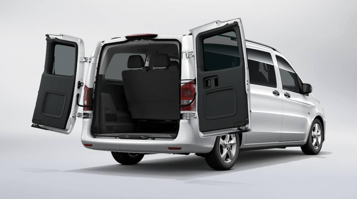 The Metris Van Is Perfect For Families Mercedes Benz Of