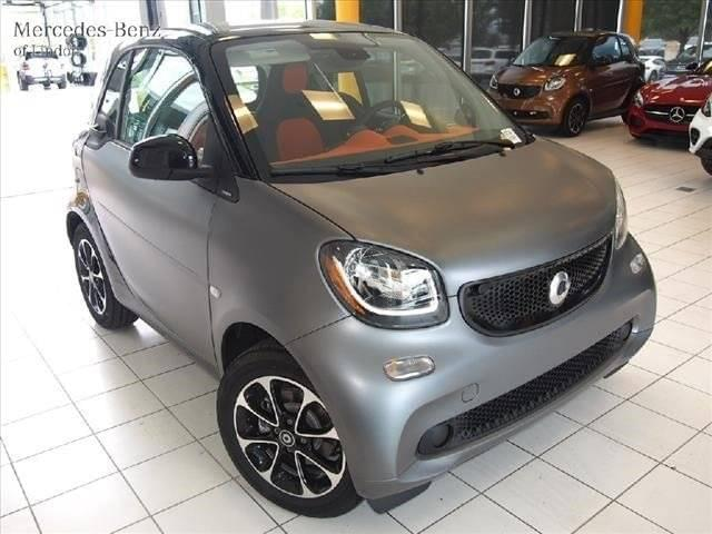 2016 smart fortwo Passion stk# GK077364