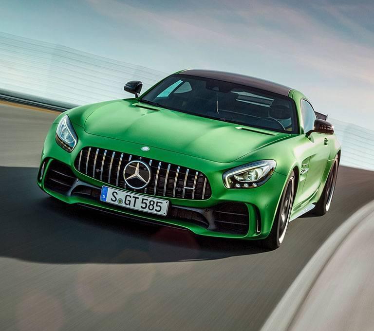 2017 Mercedes Benz Mercedes Amg Slc Suspension: Meet The New Mercedes-Benz AMG® GT R