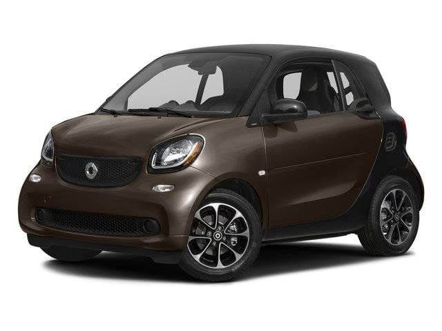 2016 smart fortwo Passion stk# GK073337