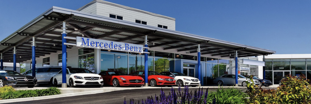 Mercedes-Benz dealership near Milwaukee WI