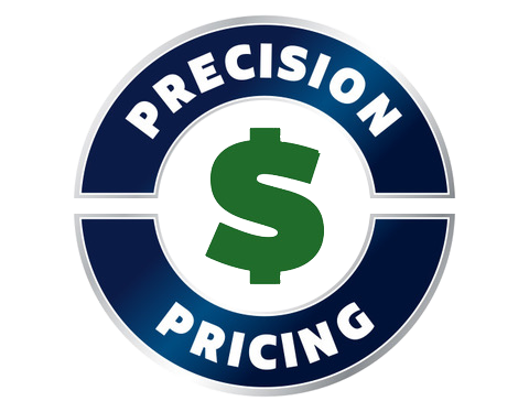 Precision-pricing