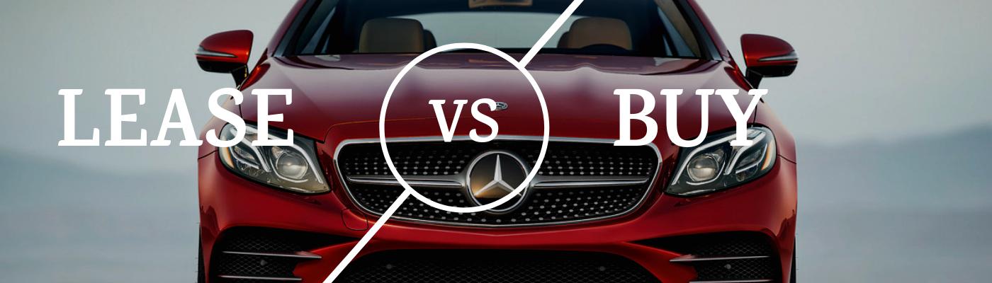 lease vs buy mercedes benz