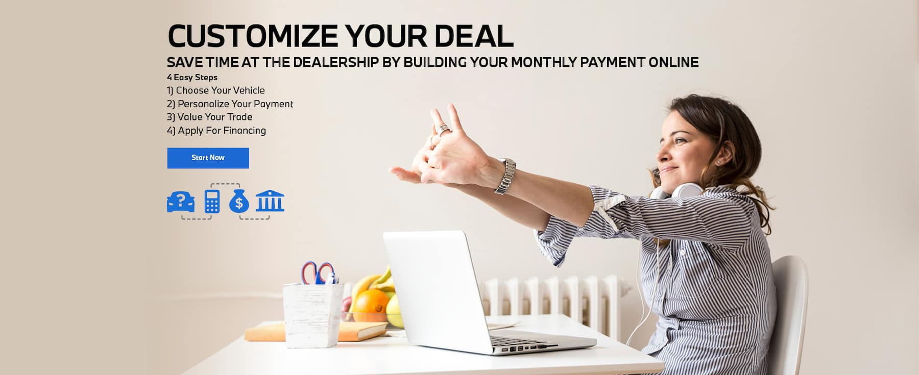 Customize Your Deal With Our Calculator Payments