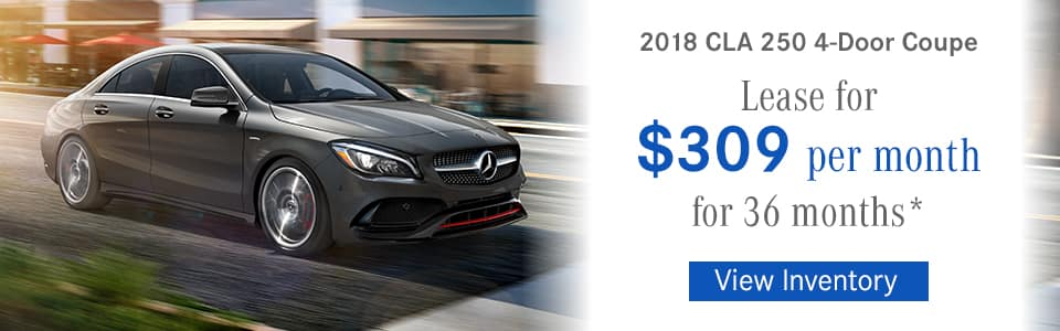 Lease Specials Mercedes Benz Of North Olmsted