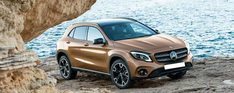 2018 mercedes benz gla first look coming soon to north olmsted. Cars Review. Best American Auto & Cars Review