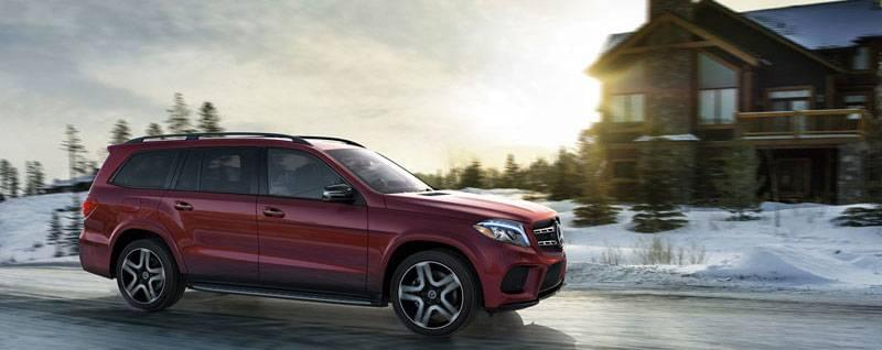 2017 mercedes benz gls pricing specs offers north for Mercedes benz north olmsted