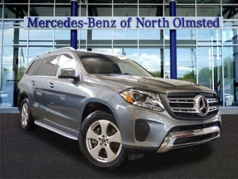 2017 GLS 450 4MATIC® Certified Pre-Owned