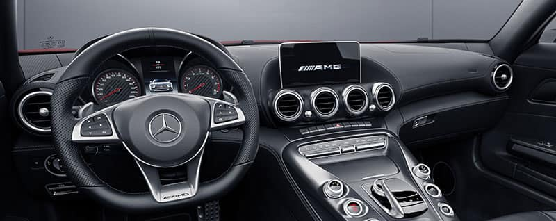 2018 mercedes amg gt review price specs north olmsted oh for Mercedes benz of north olmsted service