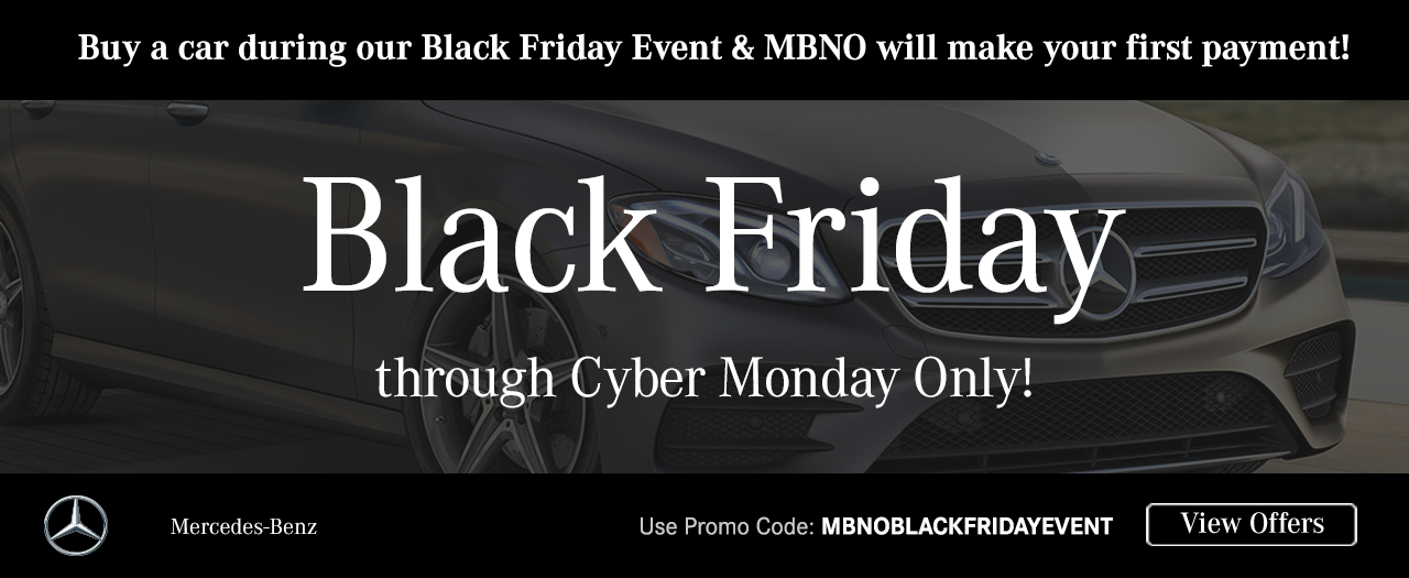 2017 Black Friday Offers | Mercedes-Benz of North Olmsted