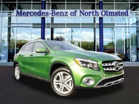 2018 Certified Pre-Owned Mercedes-Benz GLA 250 4MATIC®