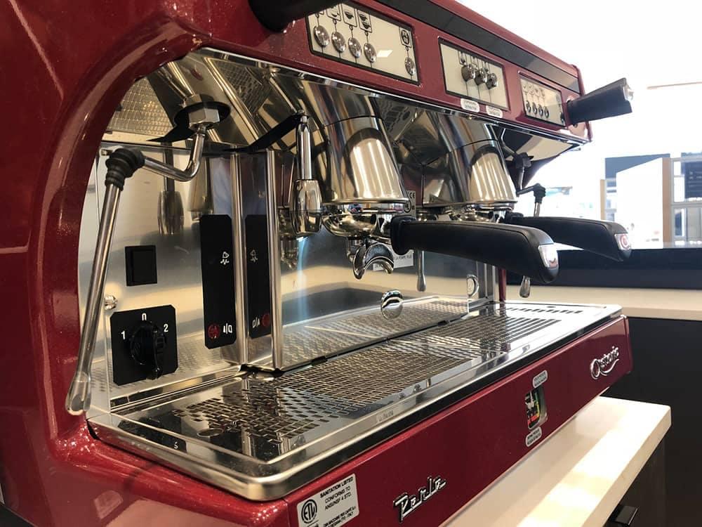 Mercedes-Benz North Olmstead Service Dept Nail CafeMercedes-Benz North Olmstead Service Espresso Machine
