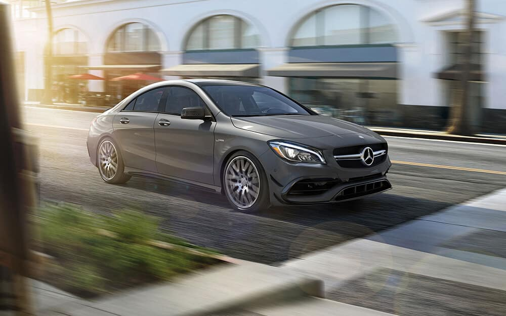 2018 Mercedes-Benz CLA